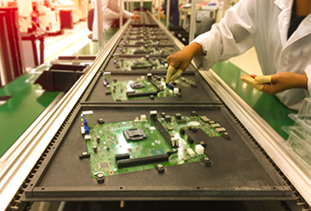 ASIC Chip Design Manufacturing