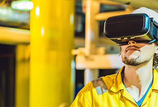 Construction Of Industrial Factory Through Virtual Reality