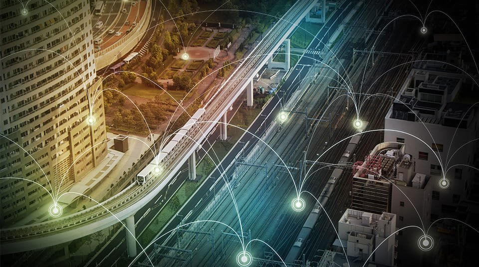 IoT solution to build safer, smarter and more efficient rail of the future