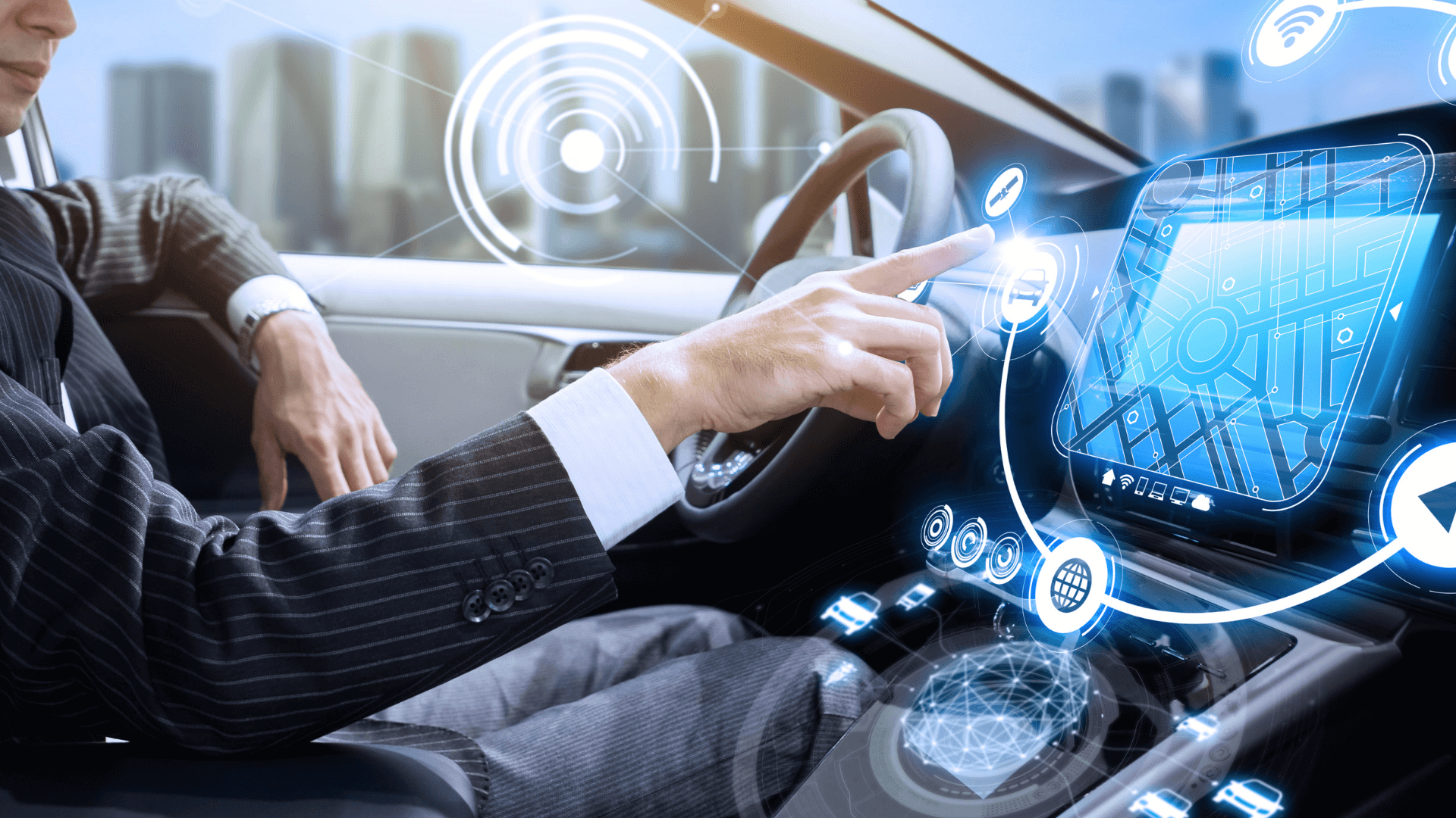 Intricacies Complexities and Development of in Vehicle Infotainment Systems