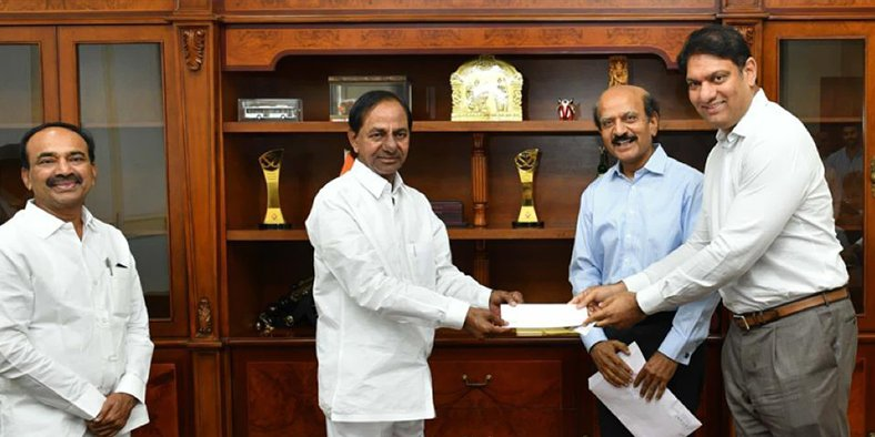 Cyient Contributes to Telangana Chief Minister's Relief Fund to Fight COVID-19