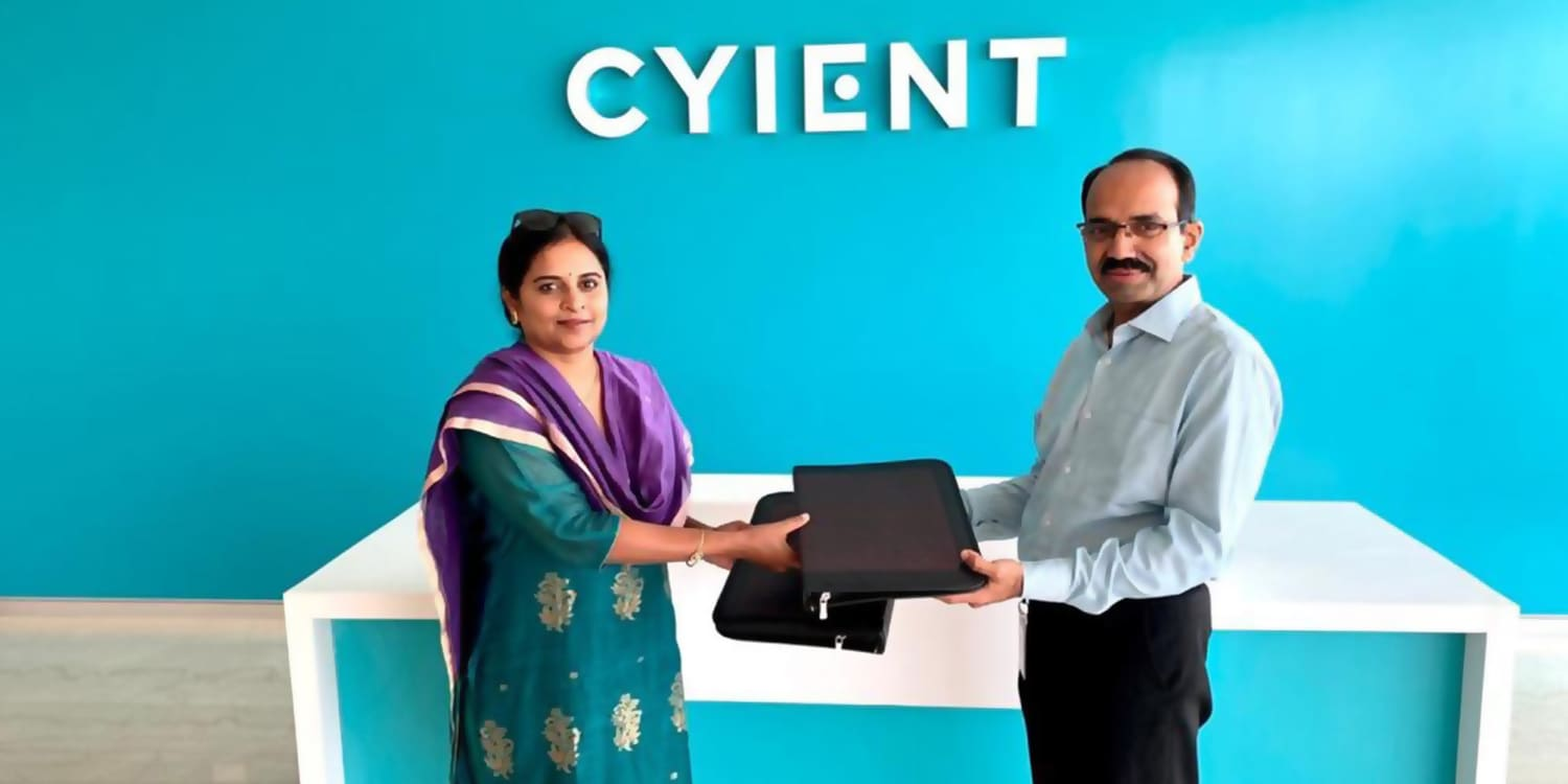 Cyient Collaborates with SR University to Help Advance the Field of Additive Manufacturing