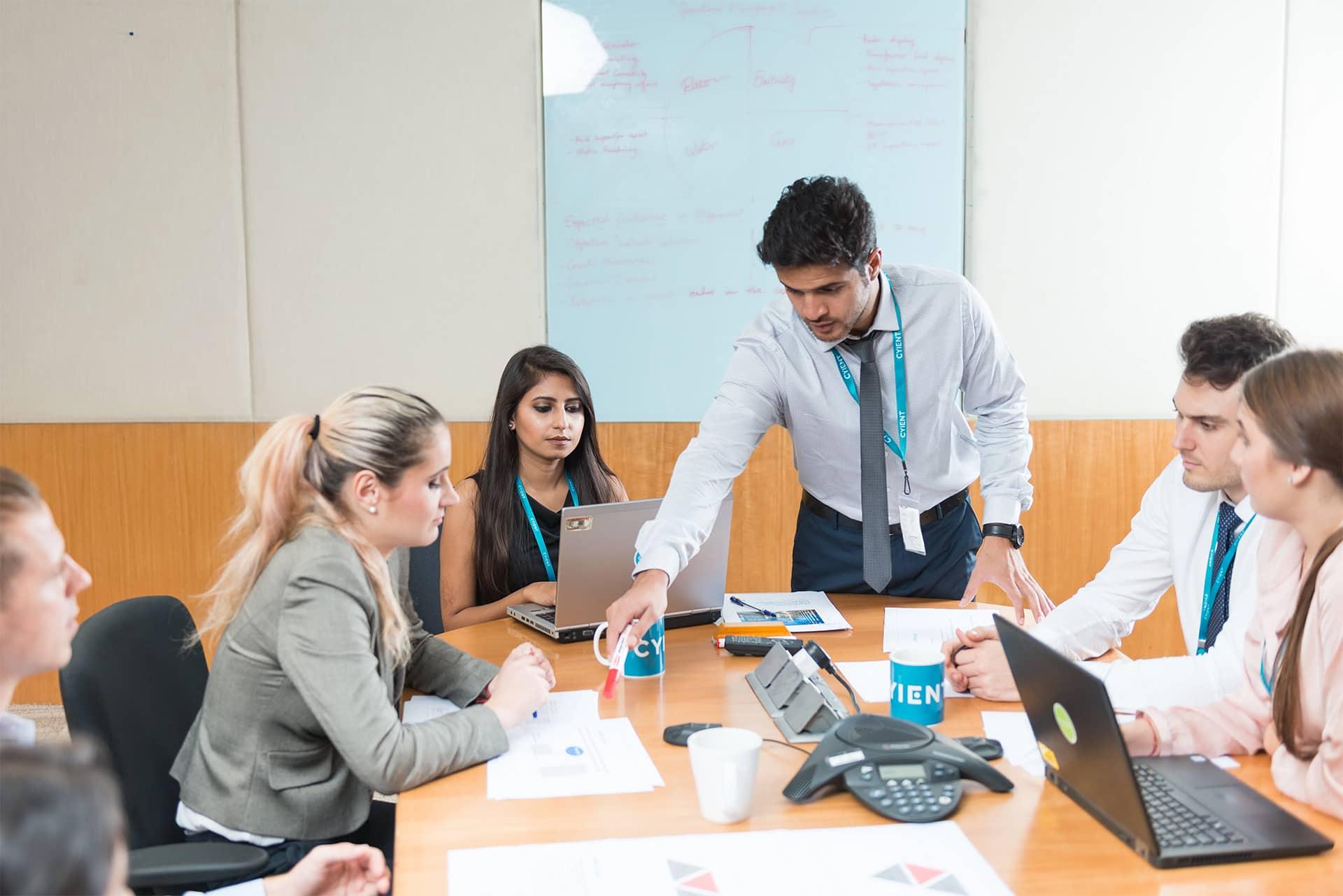 Improve Office Environment For Team Development