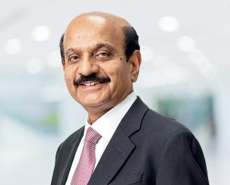 BVR Mohan Reddy Executive Chairman