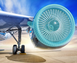 Turbine Engine For Aerospace and Defense