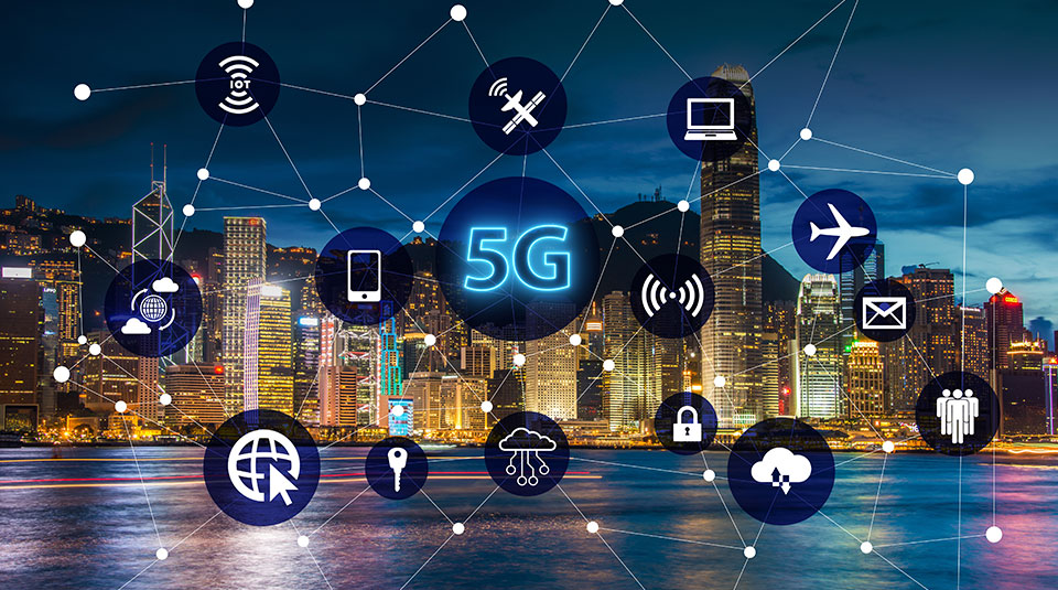 5G Networks Change The Internet Technology