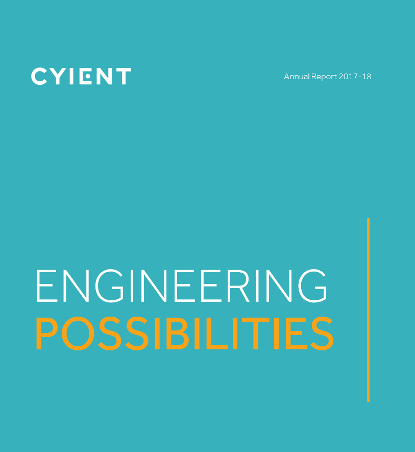 Engineering Possibilities Annual Report Cyient
