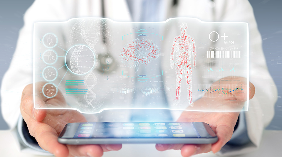 Augmented Reality Digital Health