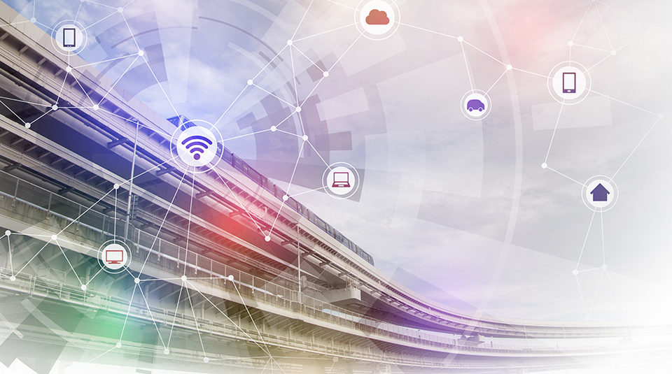 IOT In Smart Railways system