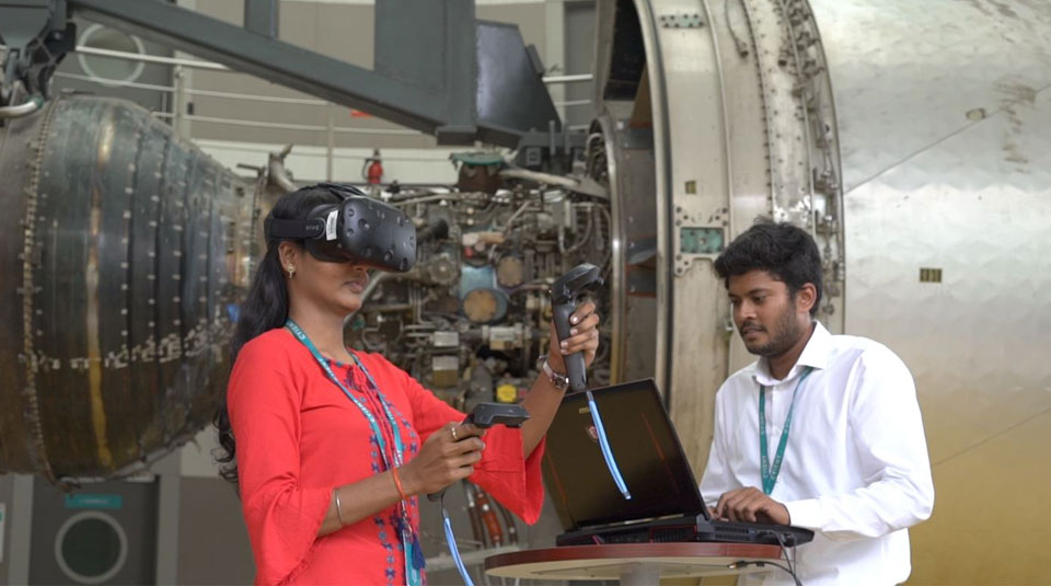 Virtual Reality Aerospace Design