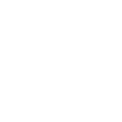 Smart Energy Grid White Icon