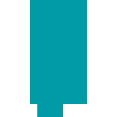 Smart Street Lighting Icon