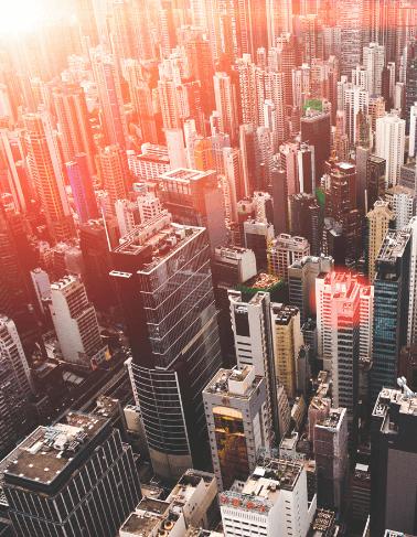 Urbanisation_City as a customer
