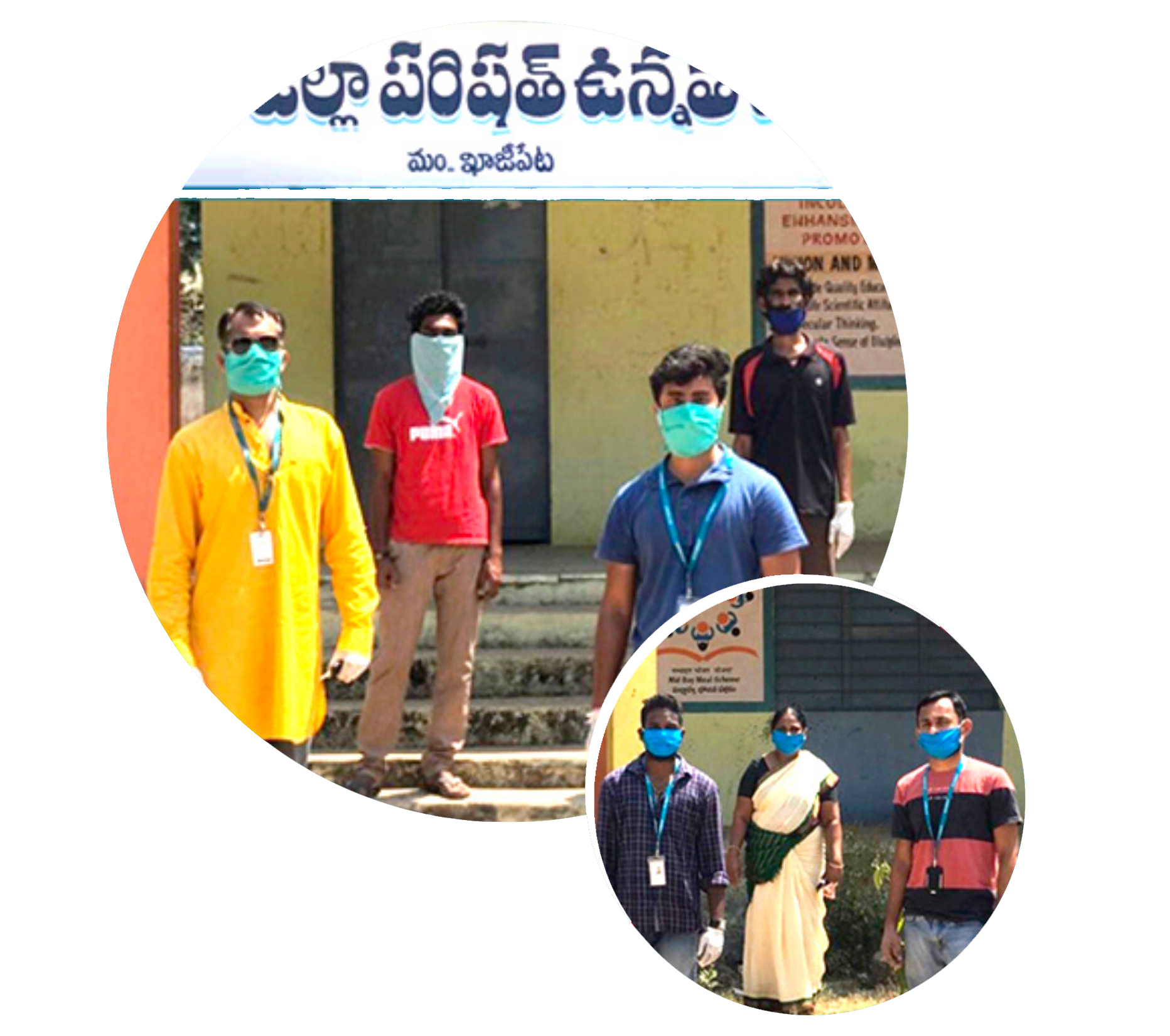 Warangal team